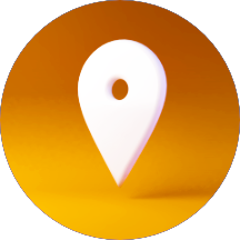 3D location icon